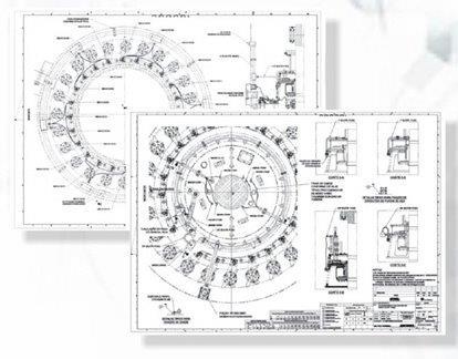 Projetos de instrumentação e automação